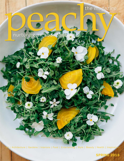 Peachy Spring 2018 Issue